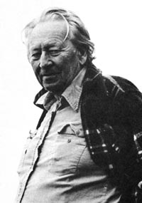 Gregory Bateson, Photo courtesy of Lois Bateson